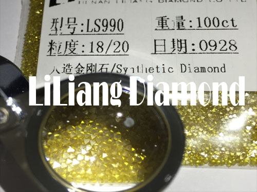 LiLiang Factory Octahedral Sharp Pointed Diamond
