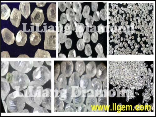 HTHP Big VVS VS White Synthetic Diamond Manufacturer in China